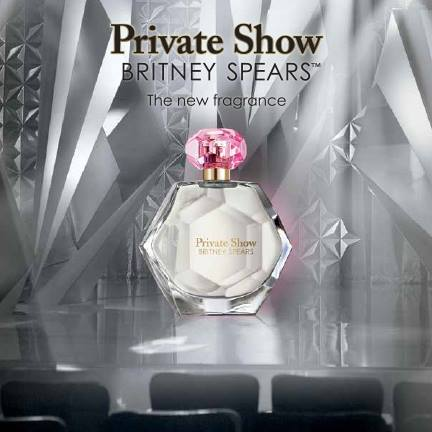 Britney Spears – Private Show Fragrance Annocement