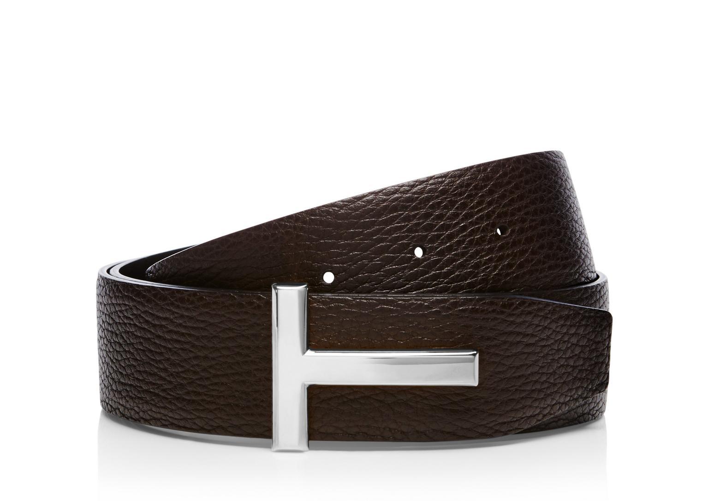 T Icon Palladium Belt
