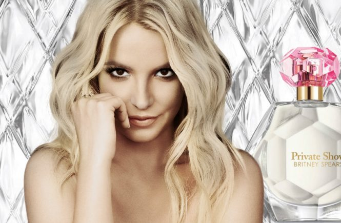 Britney Spears Private Show new fragrance