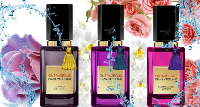 Diana Vreeland Outrageous Collection: Daringly Different, Outrageously Vibrant, Simply Divine