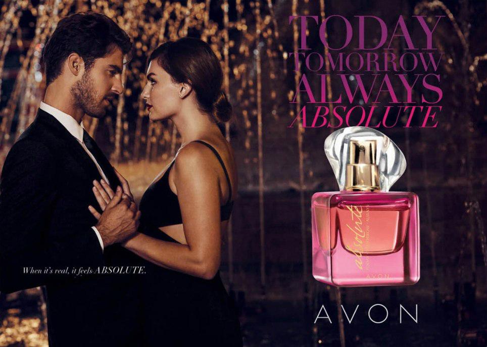 Avon Today Tomorrow Always Absolute