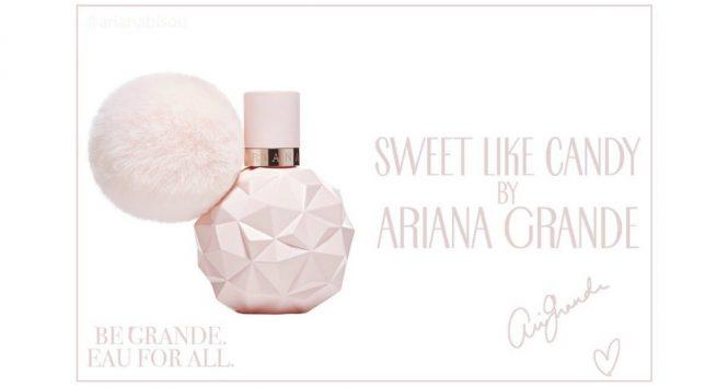 Sweet Like Candy Ariana Grande