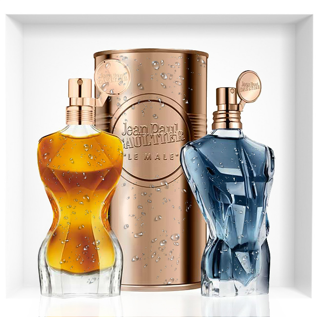 Jean Paul Gaultier Le Male & Classique Les Essences de Parfum