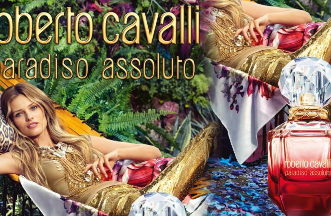 Roberto Cavalli finds Paradiso Assoluto with new fragrance