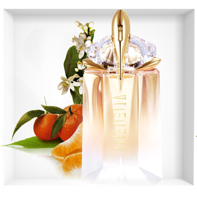 Alien Eau Sublime Thierry Mugler fragrance