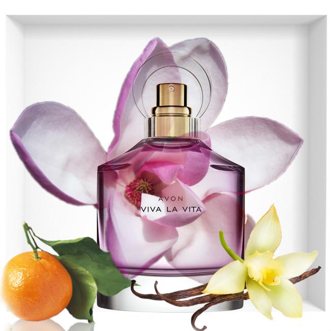 Avon Viva La Vita fragrance 2017