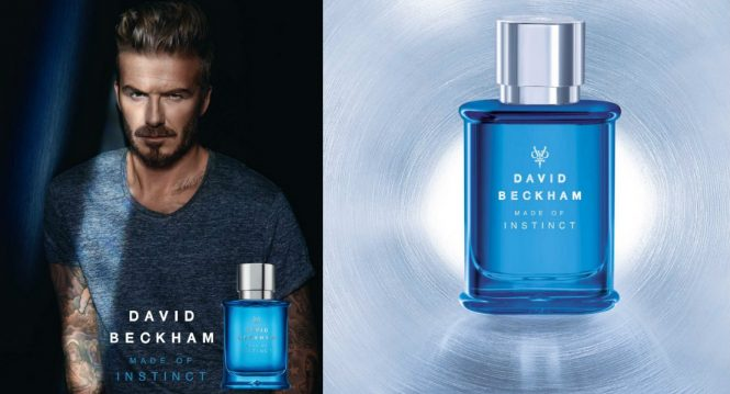 David Beckham Made of Instinct