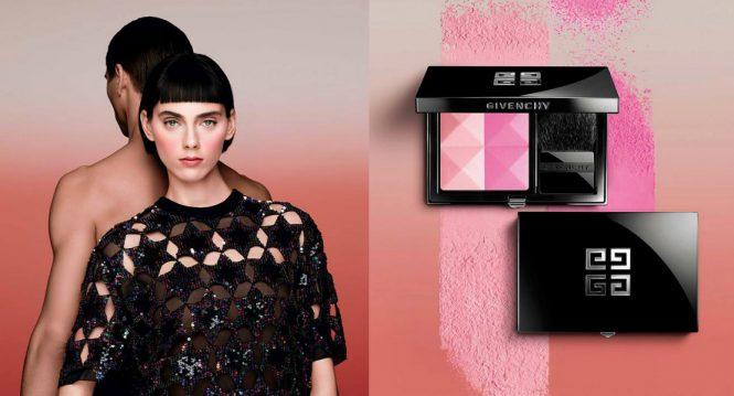 Givenchy Spring 2017 Prisme Blush