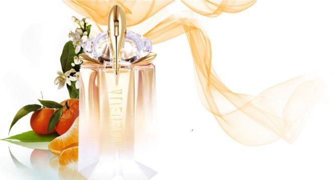 Thierry Mugler Alien Eau Sublime new fragrance 2017
