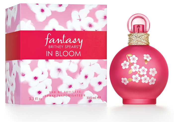 Britney Spears Fantasy in Bloom perfume
