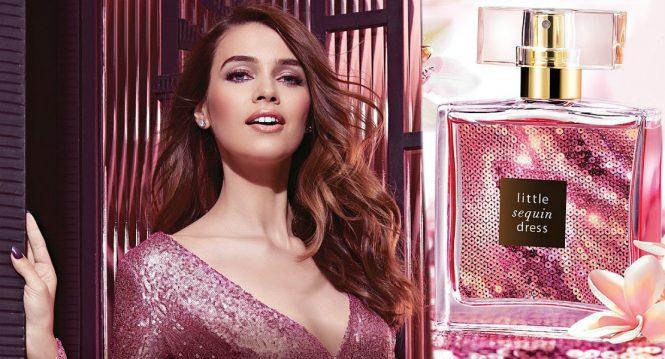 Avon Little Sequin Dress – new fragrance