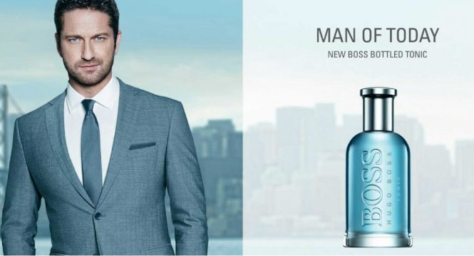 BOSS Bottled Tonic fragrance REASTARS