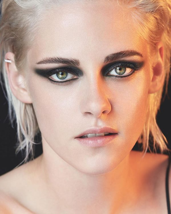 Chanel reveals Summer Ombre Premiere Eyes Collection with Kristen Stewart