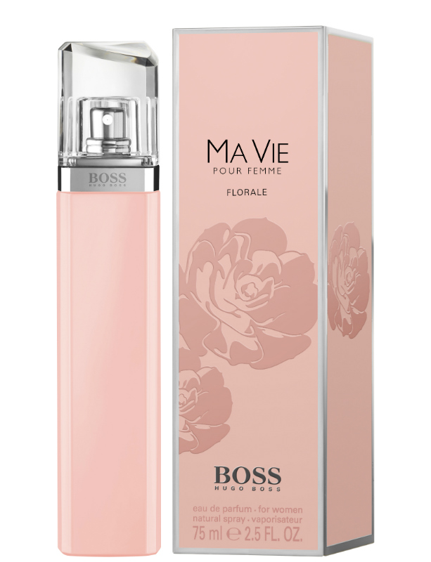 BOSS Ma Vie Florale – th new fragrance