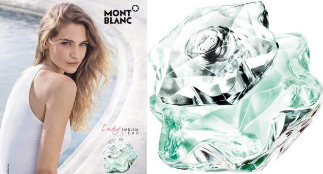 Montblanc reveals fresh Lady Emblem fragrance