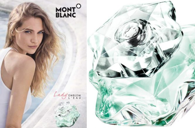 Montblanc reveals fresh Lady Emblem fragrance