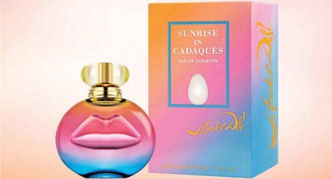 Sunrise in Cadaquès – new Salvador Dalí women's fragrance