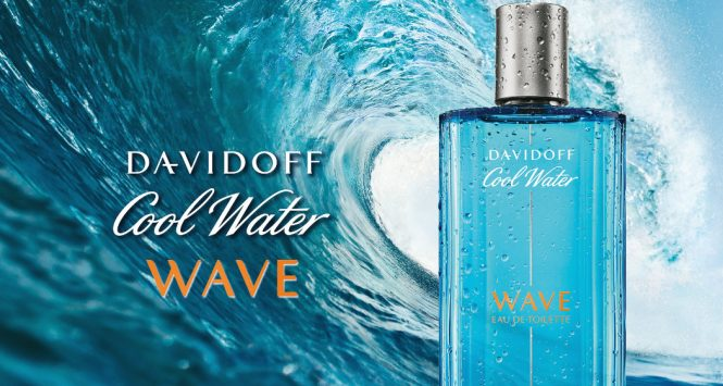 Davidoff splashes in with new Cool Water fragrance
