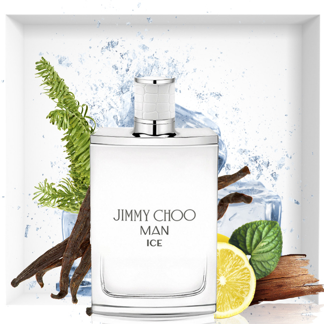 Jimmy Choo Man Ice Fragrance Collection