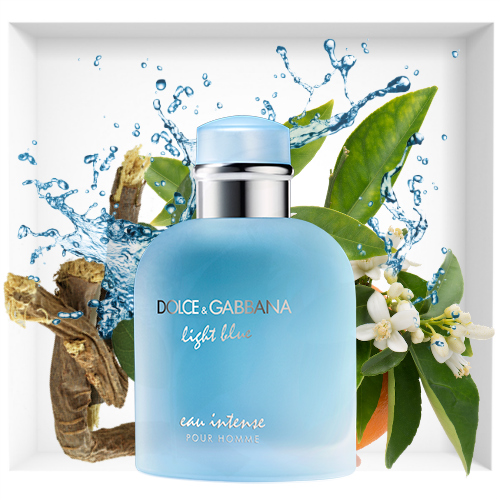 Light Blue Eau Intense for him