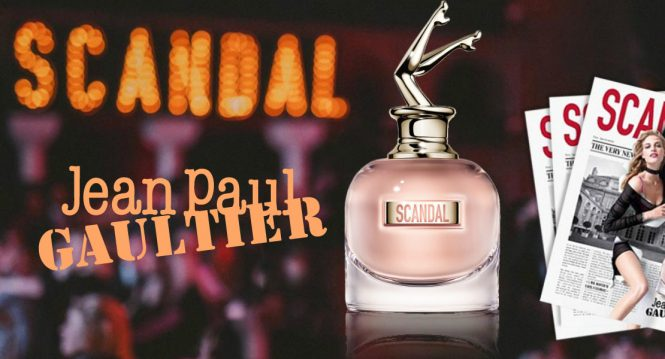 jean paul gaultier scandal fragrance