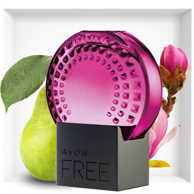 Avon Free for Her Eau De Parfum 1