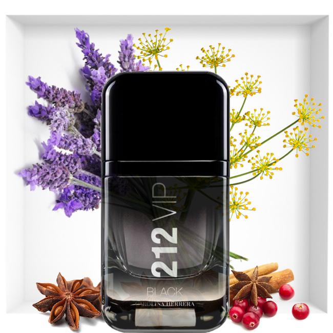 Carolina Herrera 212 VIP Black perfume