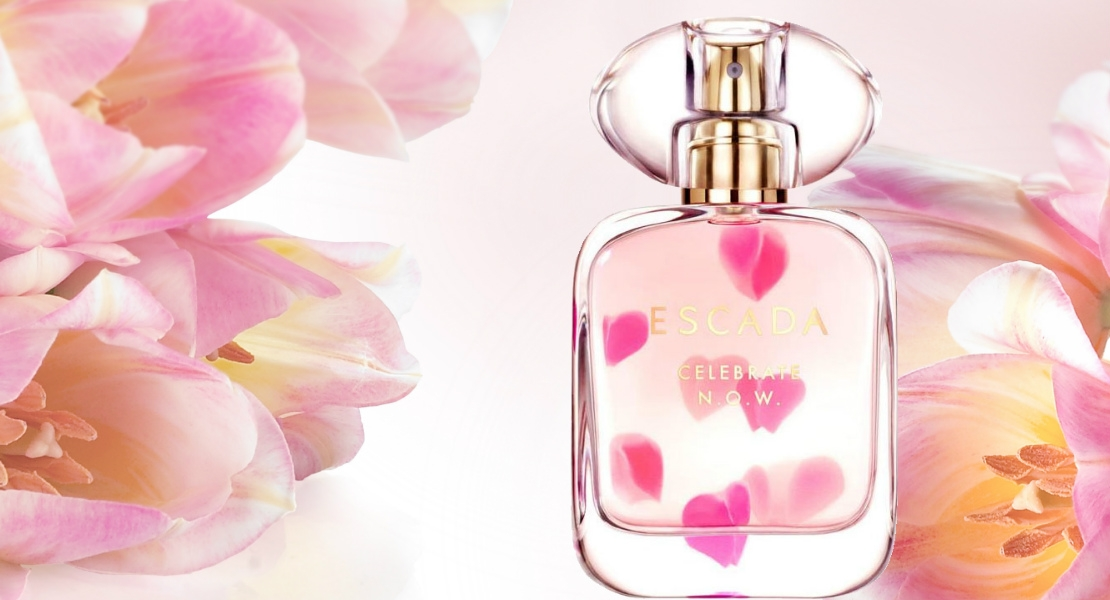 Celebrate N.O.W. Escada for women perfume