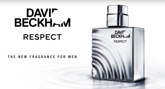 David Beckham Respect fragrance