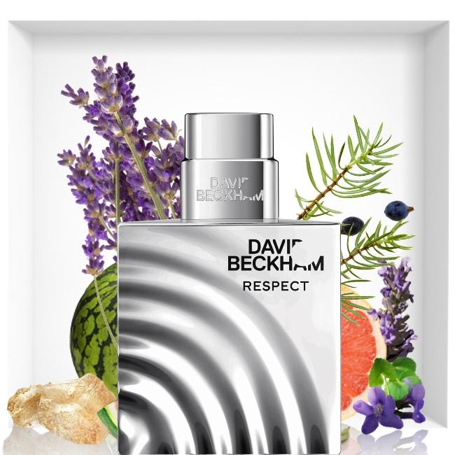 David Beckham Respect fragrance for men