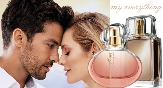avon tta my everything fragrance