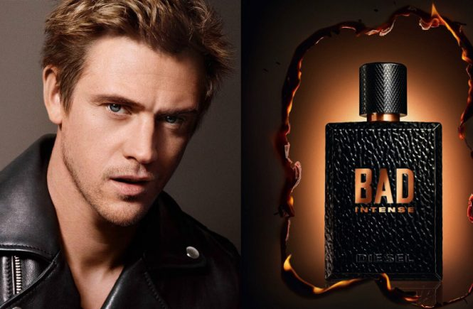 bad intense perfume for men