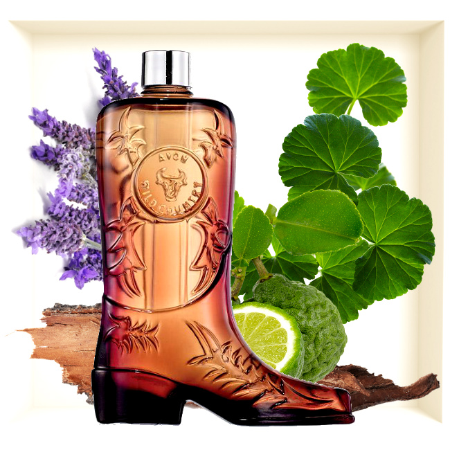 Avon Wild Country Cologne fragrance