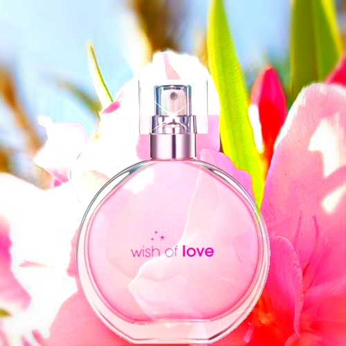 Avon Wish of Love eau de toilette spray