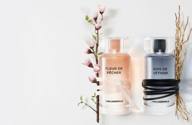 Fleur de Pêcher et Bois de VétiverLes parfums matières