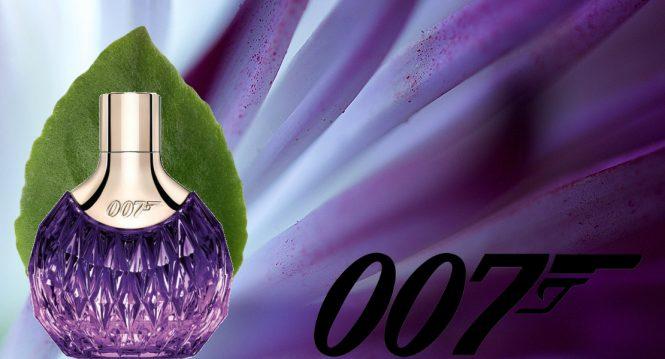 James Bond 007 for Women III new fragrance