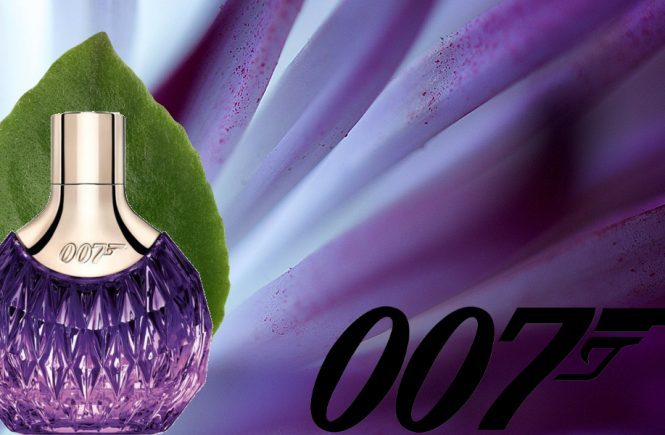James Bond 007 for Women III new fragrance