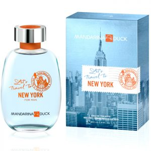 LET'S TRAVEL TO NEW YORK FOR MAN