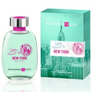 LET'S TRAVEL TO NEW YORK FOR WOMAN