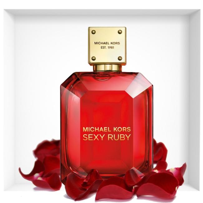 MICHAEL KORS Sexy Ruby Eau de Parfum fragrance
