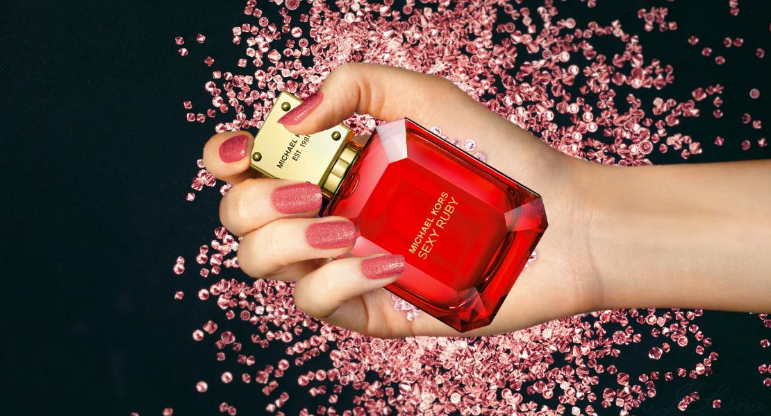 Michael Kors Sexy Ruby eau de parfum new fragrance 2017