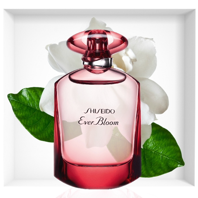 Shiseido Ever Bloom Ginza Flower fragrance