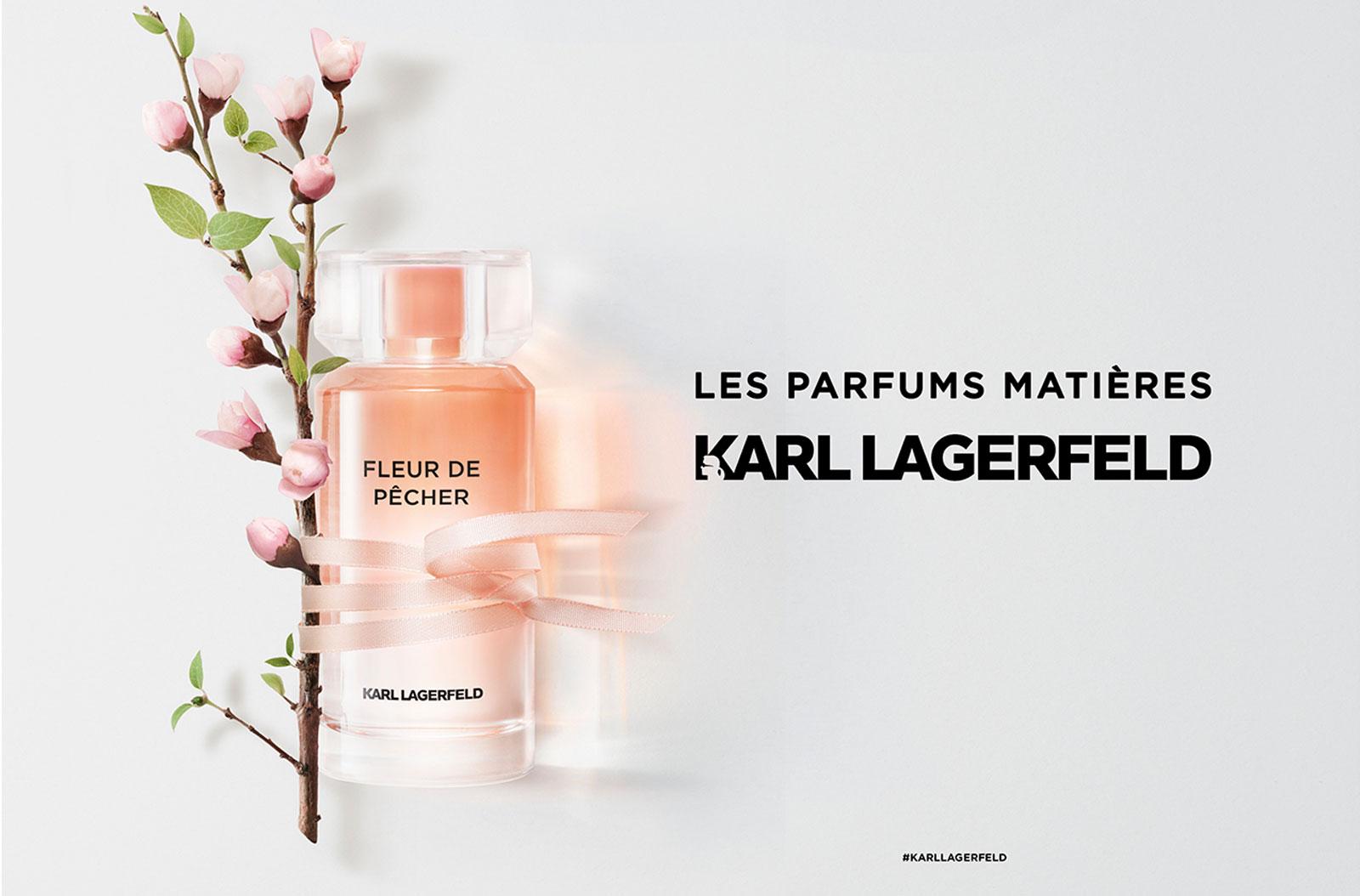 Karl Lagerfeld Les Parfums Matières