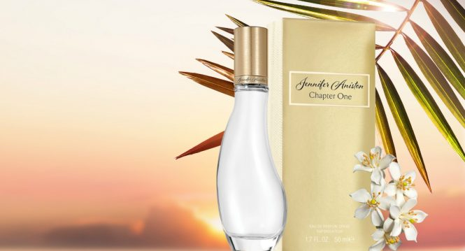 jennifer aniston chapter one new fragrance perfume