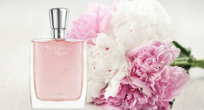 Lancôme reveals its latest fragrance – Miracle Secret eau de parfum