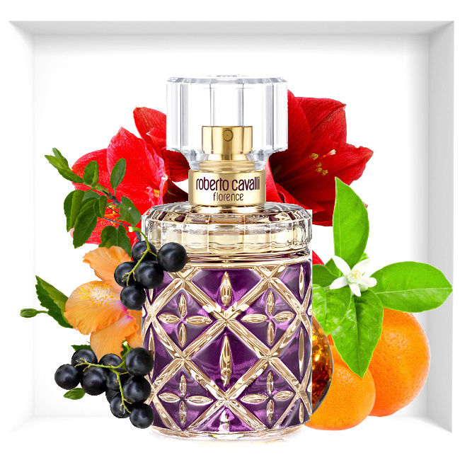 Roberto Cavalli Florence New Fragrance Inspired By Tuscany