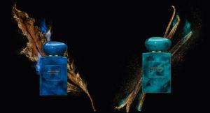 Armani Privé Bleu Lazuli & Bleu Turquoise