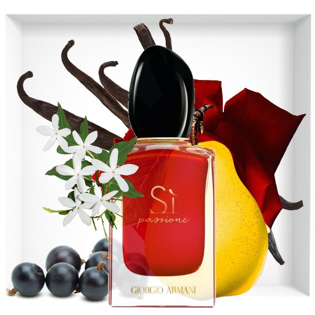 3c7d6856a Giorgio Armani Sì Passione | Reastars Perfume and Beauty magazine