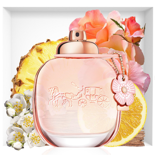 COACH Floral Eau de Parfum Spray 2018 new perfume