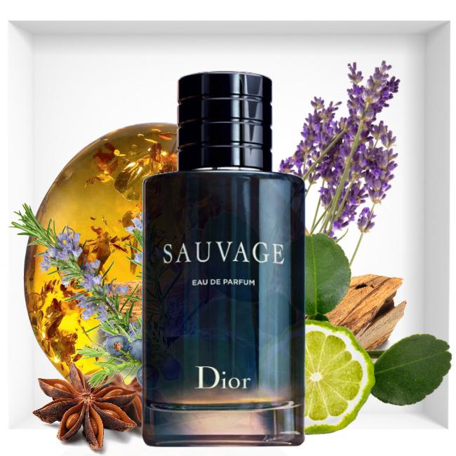 Dior Sauvage Eau de Parfum 2018